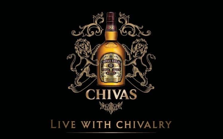 thương hiệu rượu chivas 12