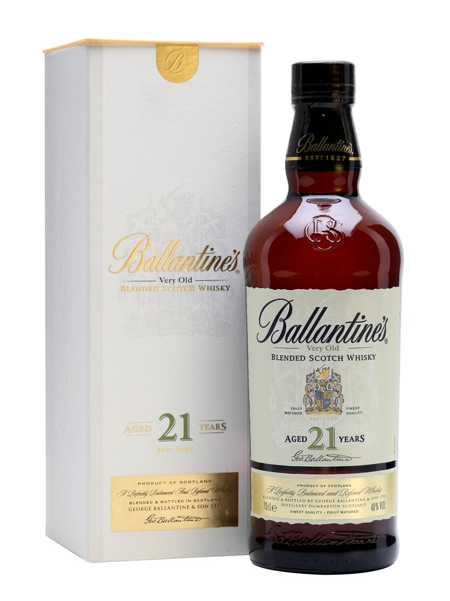 Rượu Ballantine 21 năm hàng công ty