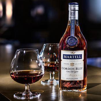 ảnh quảng cáo rượu Cognac