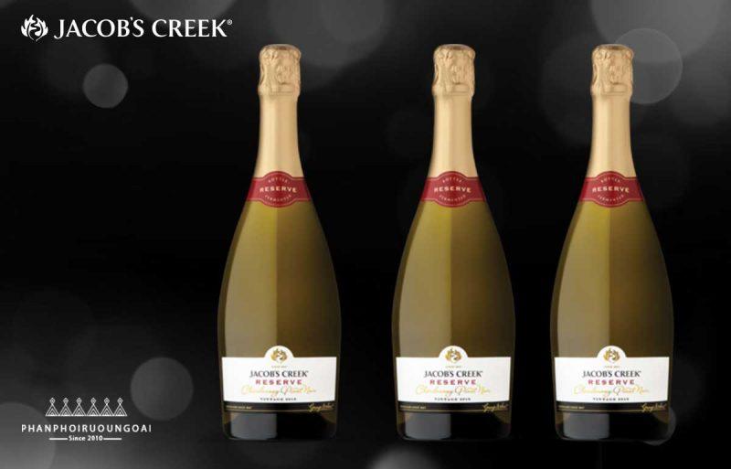 Quảng cáo thương hiệu Rượu Vang Jacob's Creek Reserve Pinot Noir