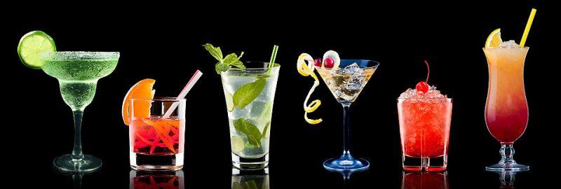 Các loại Cocktail có thể pha chế khi sử dụng Havana Club 7