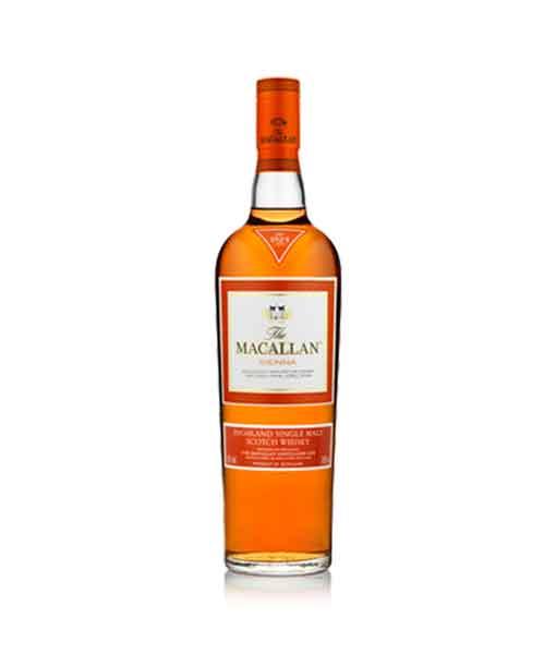 Chai rượu Macallan Sieanna - thuộc dòng 1824 Master Series