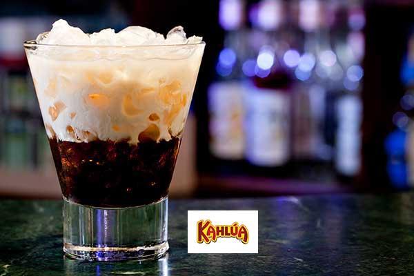 Cocktail cổ điển với rượu Cafe Kahlúa