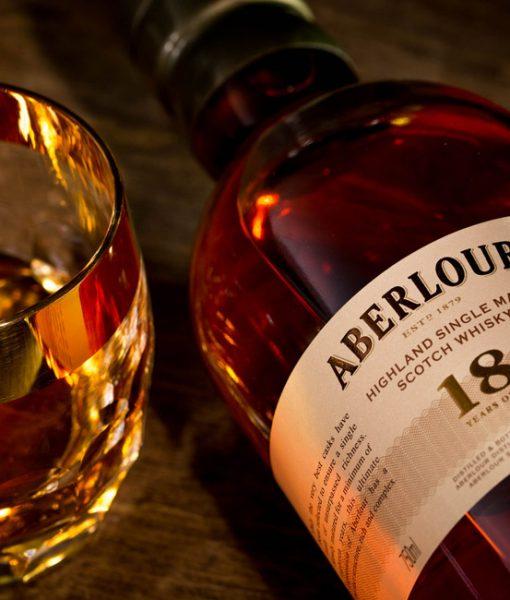 Đẳng cấp của rượu Aberlour 18 năm