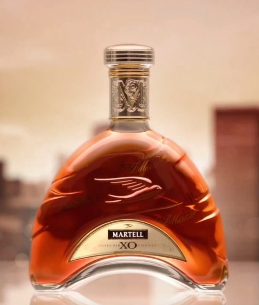 Đẳng cấp định nghĩa sự sang trọng với Martell XO