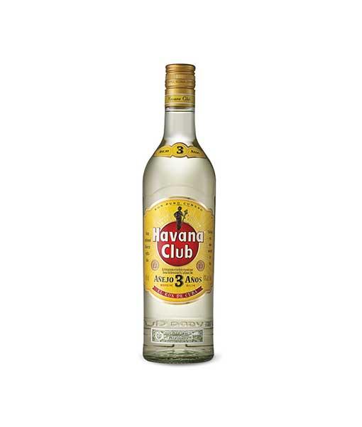 Rượu Havana Club Anejo 3 Anos