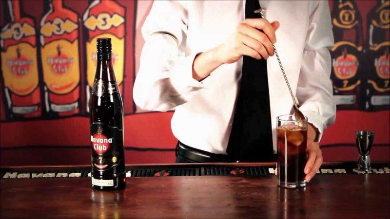 Havana Anejo 7 Anos được tin tưởng tại khá nhiều Bar rượu tại việt nam