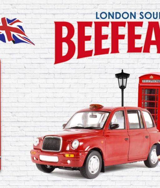 Quảng cáo BeeFeater London Dry Gin
