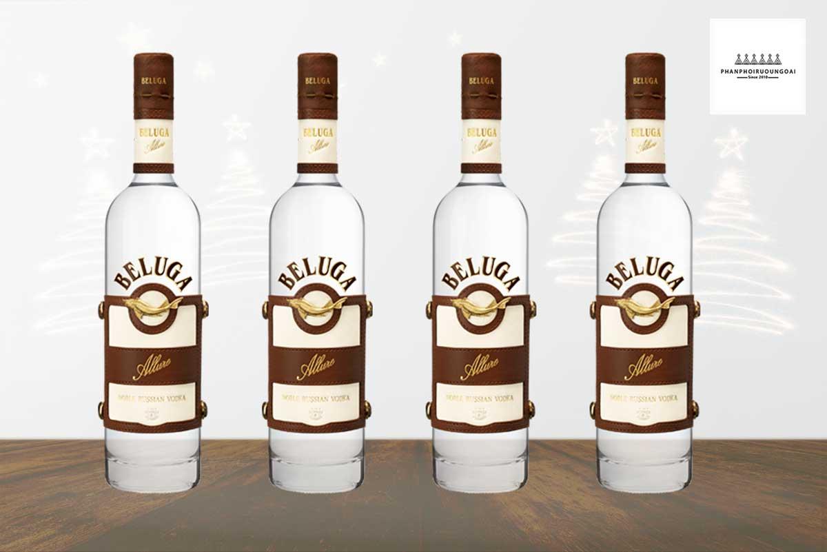 Hình ảnh rượu Vodka beluga Allure