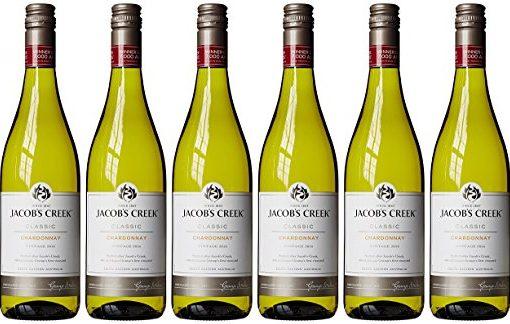 Các chai rượu jacob's Creek Winemaker's Selection Chardonnay