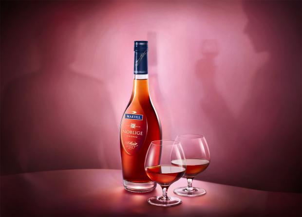 Hình ảnh rượu Martell Noblige