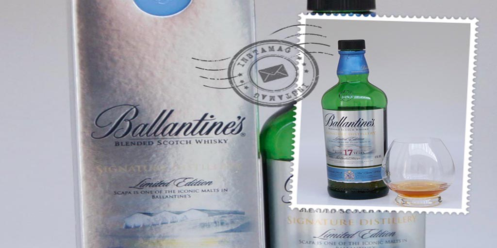 Rượu Ballantine's 17 Limited Edition
