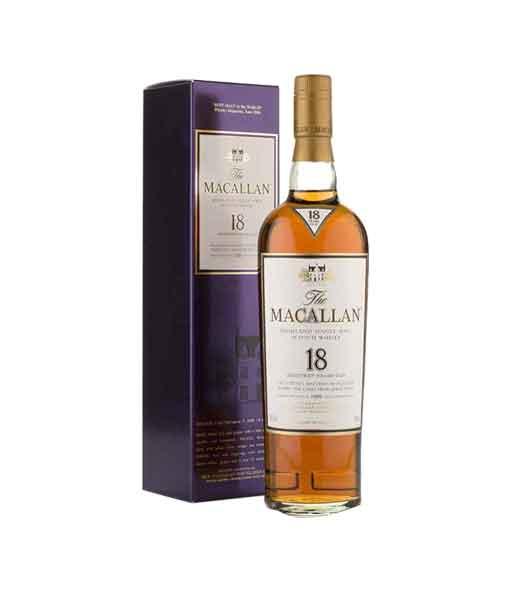 Rượu Macallan 18 đóng chai năm 1994