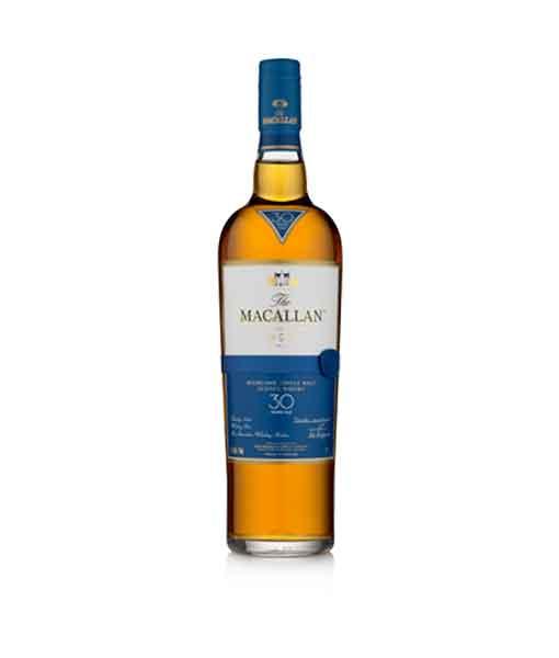 Rượu Macallan 30 năm tuổi Fine Oak - Whisky hiếm