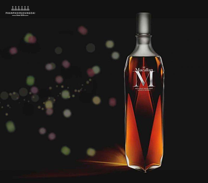 Rượu Macallan M - Macallan tối thượng