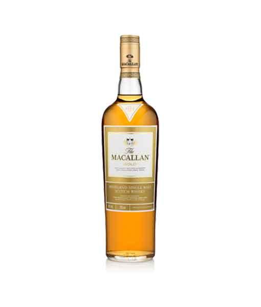 Rượu Macallan Gold - The Macallan 1824 Collection