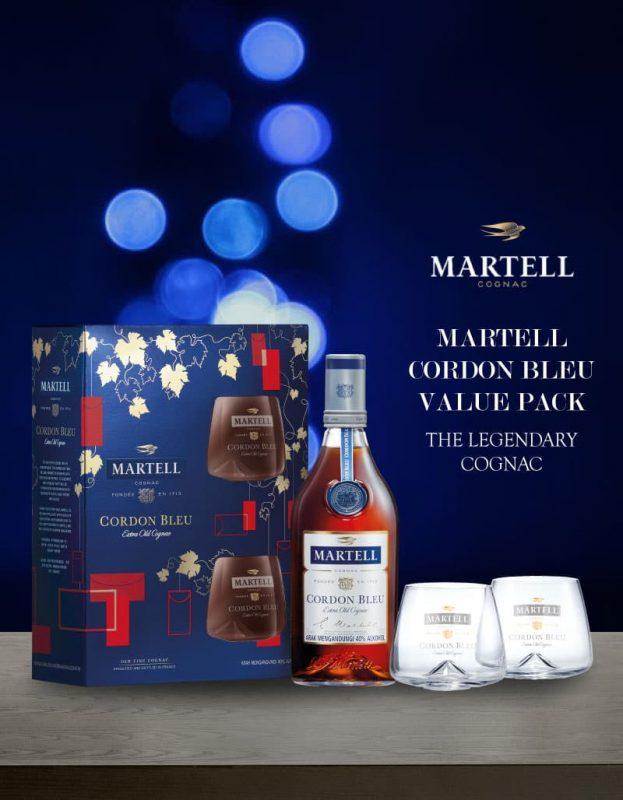 Martell Cordon Bleu Hộp Quà 2018