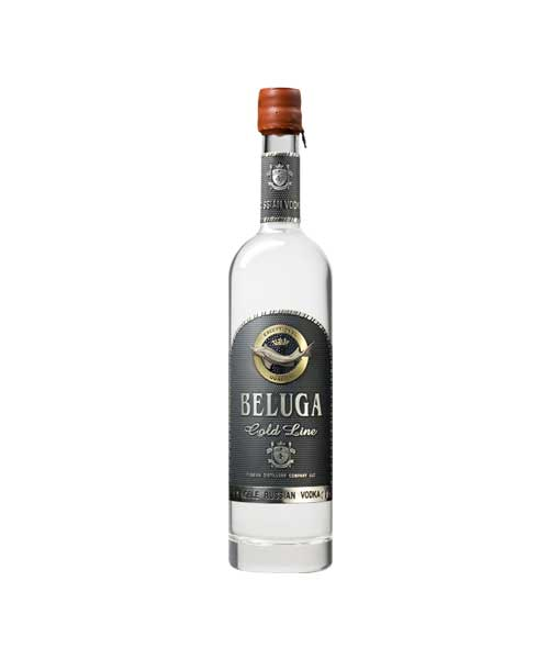 Rượu Vodka Beluga Gold Line