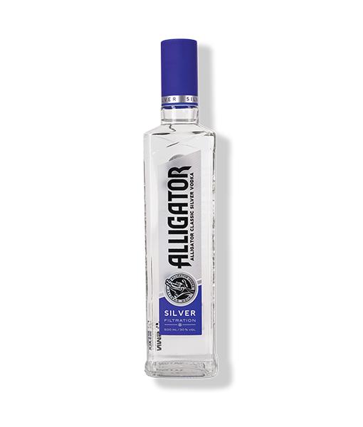 rượu vodka cá sấu xanh 500 ml