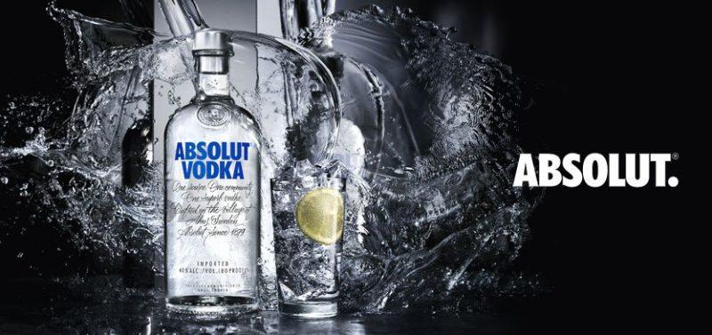 quảng cáo rượu vodka absolut thuỵ điển
