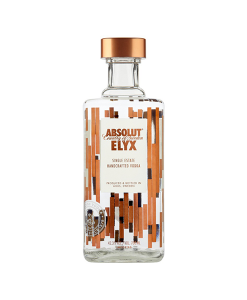rượu vodka absolut elyx