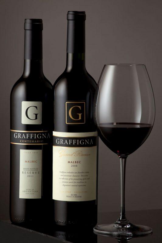 Các loại rượu vang Graffigna - Rượu vang Argentina