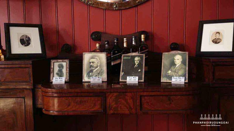 Các thế hệ gia đình John Walker