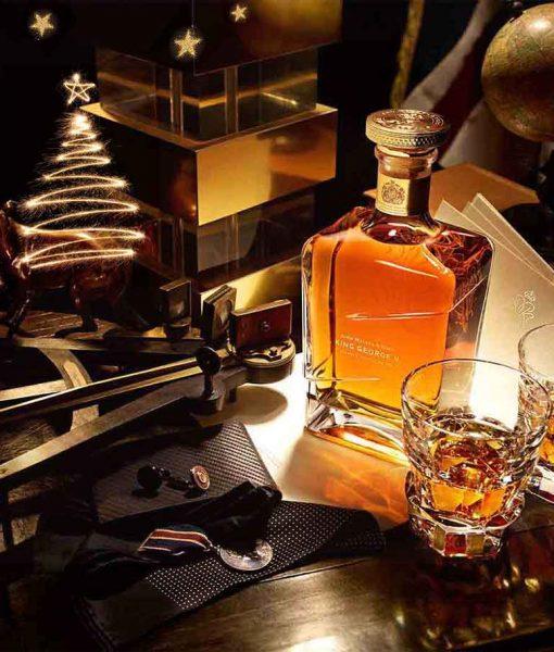 Cách thưởng thức rượu John Walker & Sons King George V