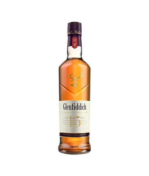 Chai Rượu Glenfiddich 15 năm tuổi