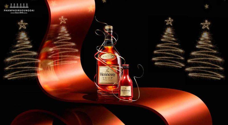 Rượu Hennessy VSOP thức uống cho người sành Cognac