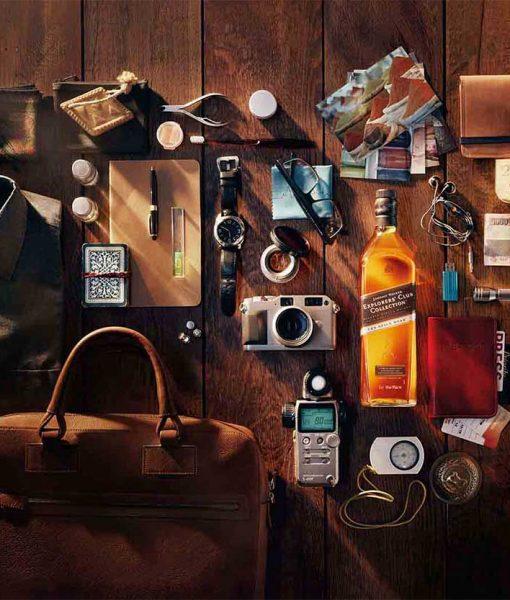 Hành trang vượt mọi khó khăn và không ngừng bước tới với Johnnie Walker Explorer's Club Collection - The Spice Road