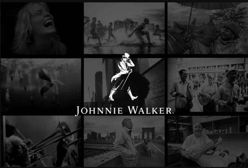 Johnnie Walker luôn theo bạn mọi lúc mọi nơi
