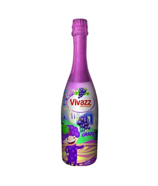 Nước trái cây Vivazz Sparkling Juice - Nho