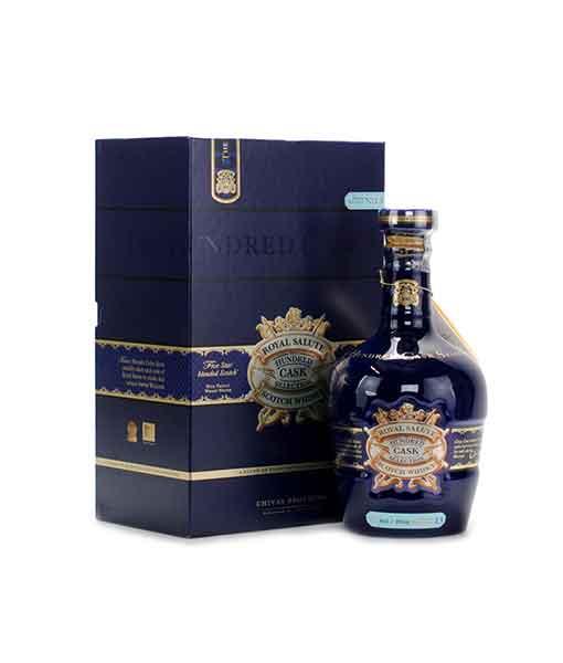 Rượu Chivas Royal Salute 100 Cask Selection