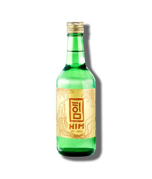 Rượu Sâm Hàn Quốc , rượu him soju sâm hàn quốc
