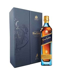Rượu hộp quà Johnnie Walker Blue Label