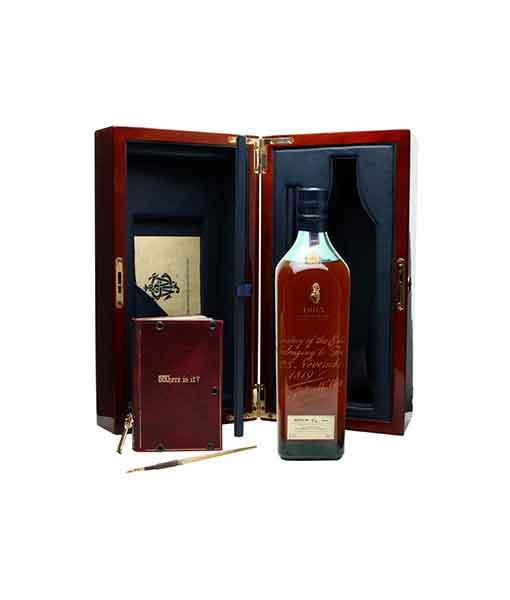 Rượu Johnnie Walker Blue Label 1805 Celebration Blend