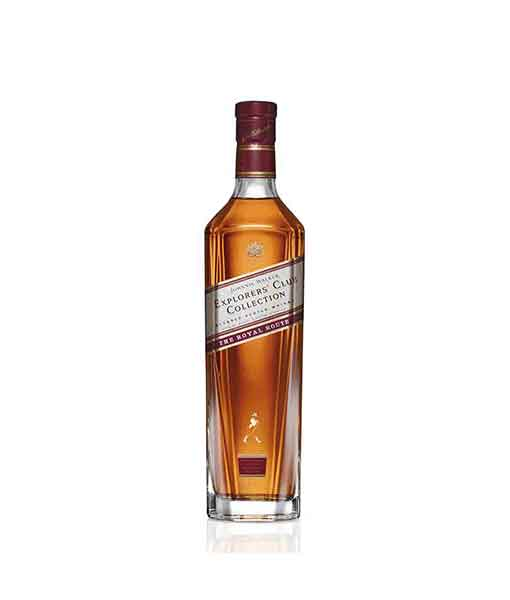 Rượu Johnnie Walker Explorer's Club Collection - The Royal Route