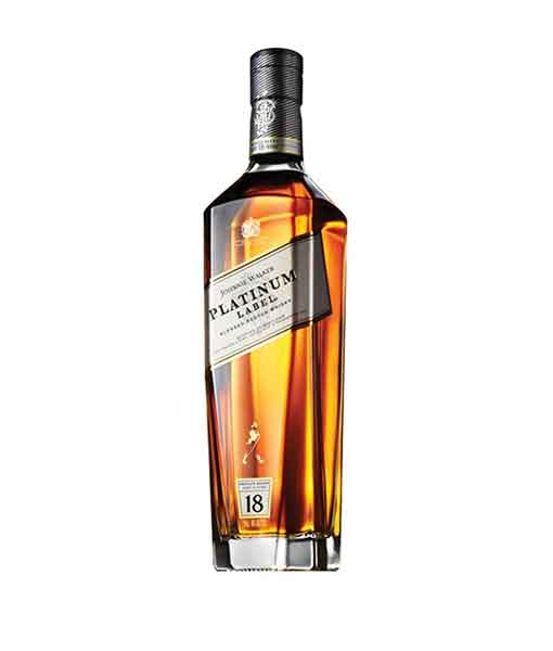 Rượu Johnnie Walker Platium Label - 18 năm tuổi