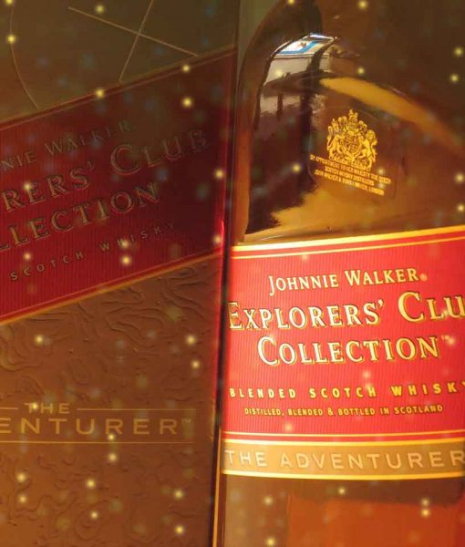 Rượu Johnnie Walker Explorer's Club Collection - The Adventure