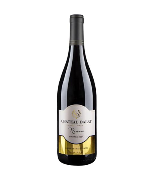 Rượu vang Chateau Dalat Reserve - Cabernet Sauvignon