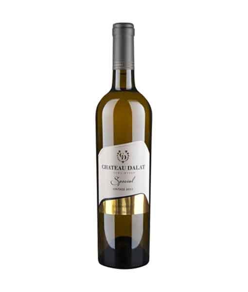 Rượu vang đà lạt Chateau Dalat Special - Chardonnay