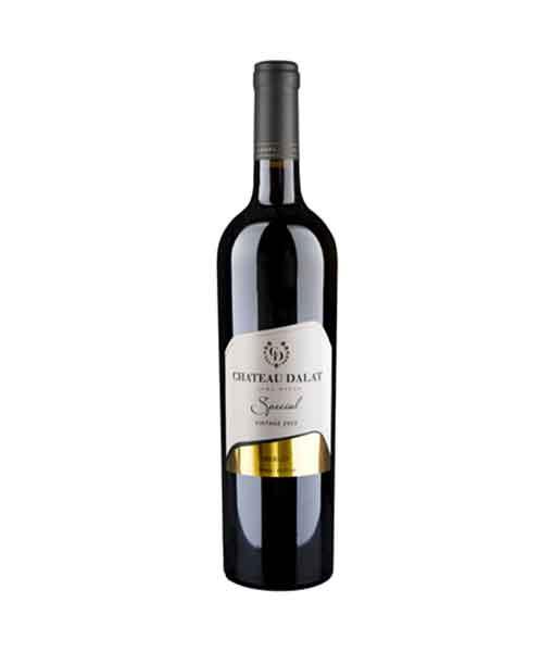 rượu vang Chateau Dalat Special - Merlot