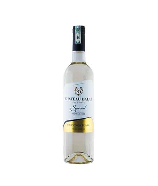 Rượu vang Chateau Dalat Special Sauvignon Blanc
