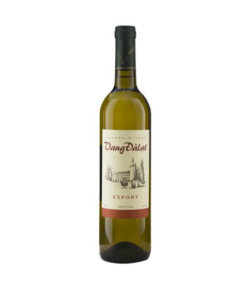 rượu vang đà lạt export white