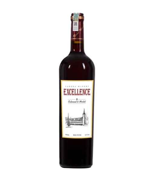 Rượu vang Excellence Red Wine Cabernet Sauvignon & Merlot