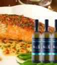 vang-da-lat-classic-special-white-wine-va-ca-hoi-sot-cam