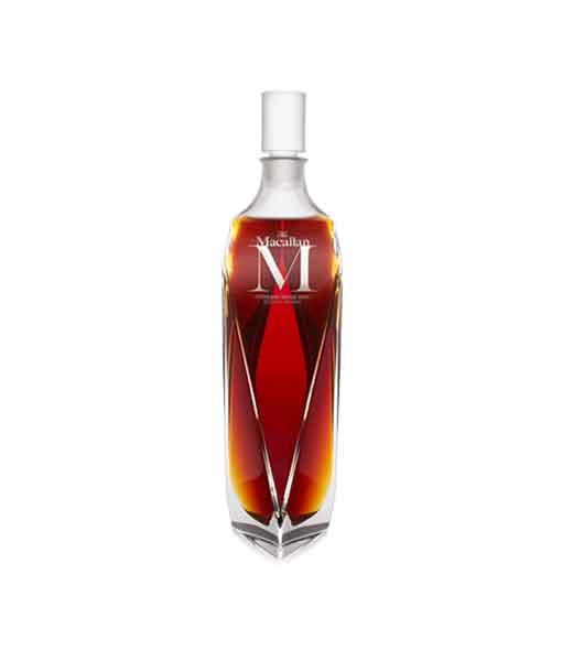 Rượu Macallan M - Macallan tối thương trong các dòng Macallan 1824 Masters Series