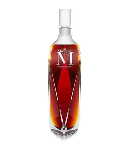 Rượu Macallan M , Macallan tối thượng trong các dòng Macallan 1824 Masters Series