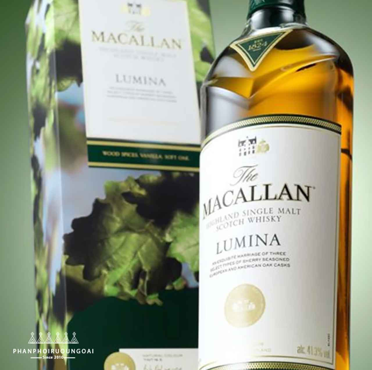 Ảnh chụp Rượu The Macallan Lumina - The Macallan Quest